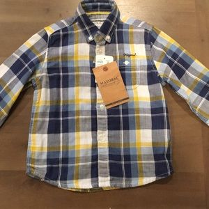 NWT Mayoral button down